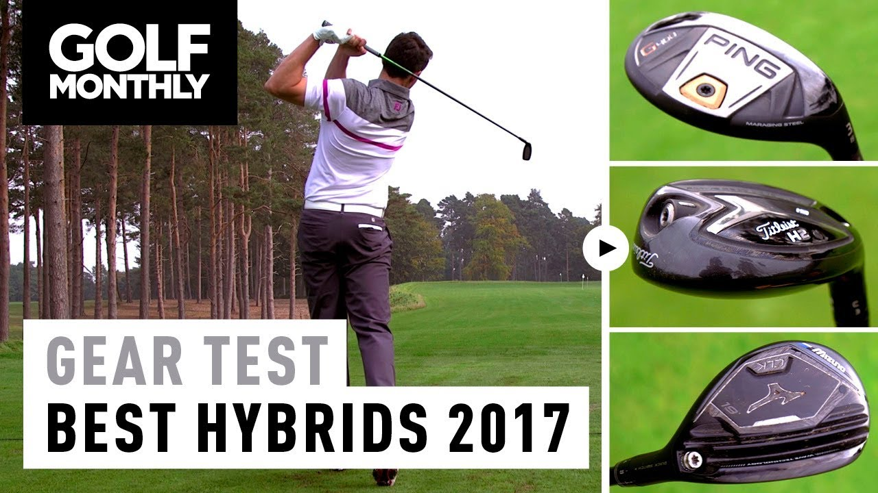 Best Hybrids 2017 Ping G400 Vs Leist 818 Mizuno Clk Golf Monthly