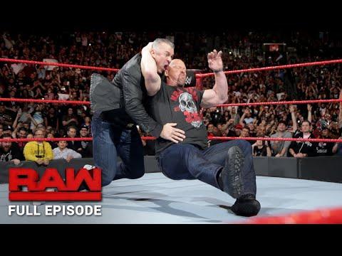 WWE Raw 25th Anniversary Full Episode - 22 January 2018