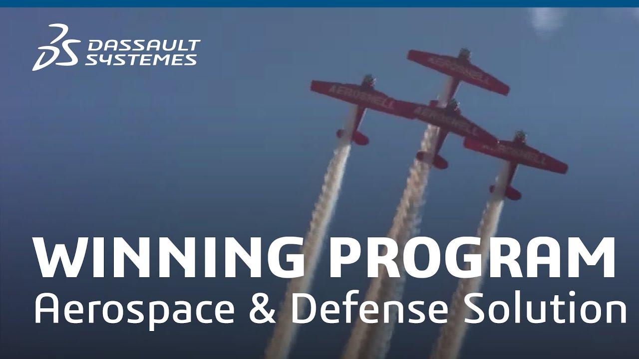 Winning Program Industry Solution Experience - Dassault Systèmes