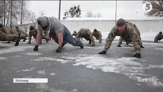 Десантники підтримали #22PushupChallenge