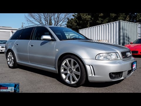 Walk Around Audi RS Japanese Car Auctions YouTube - Audi car auctions