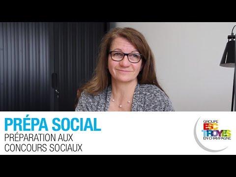 Présentation des Prépa Social du Groupe ESC Troyes : accessible à tous !