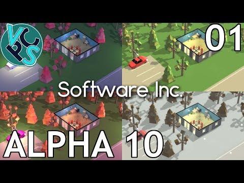 Software Inc EP01: Alpha 10, Hard Mode