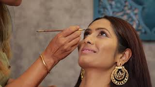 Mouni Roy Style Step By Step Makeup Guide | Makeup Tutorials By Indian Wedding Saree