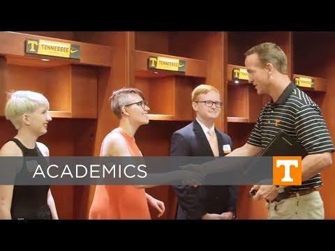 2017 Peyton Manning Scholarship Awards