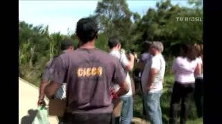 Operação de combate a crimes ambientais, no município de Rio Claro, no sul fluminense