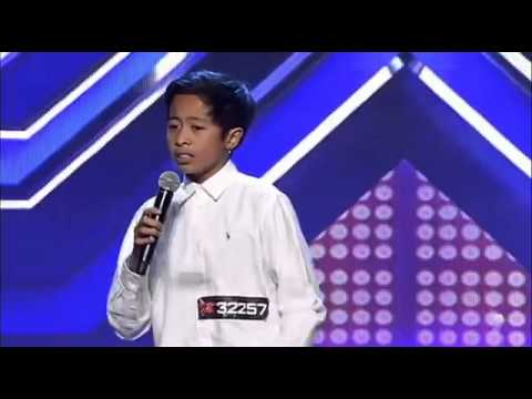 Justin Vasquez Audition Maroon 5's