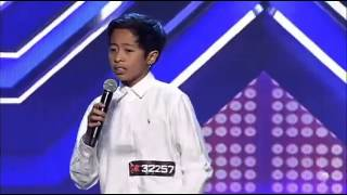 Justin Vasquez Audition Maroon 5