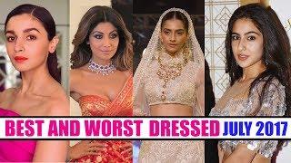 Kareena Kapoor, Alia Bhatt, Anushka Sharma: Best and Worst Dressed of July 2017