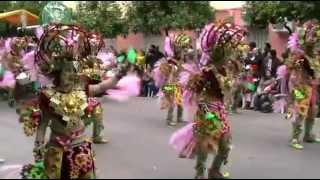 Comparsa Las Monjas 2013