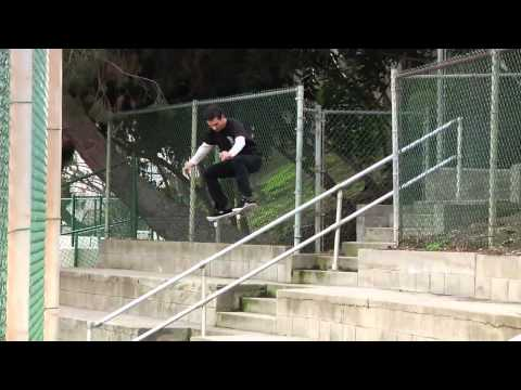 Transmission Spring 2012: Ben Fisher - TransWorld SKATEboarding