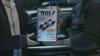 (2016) ROLF (качество без компромиссов) - Моторное масло ROLF GT SAE 5W40(Описание., 2016-04-11T06:24:39.000Z)