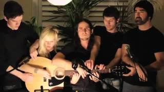 невероятная игра на гитаре 5 человек