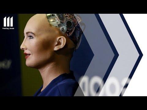 Robot ini Ingin Menghancurkan Manusia '5 Fakta Robot Sophia yang belum kamu ketahui'