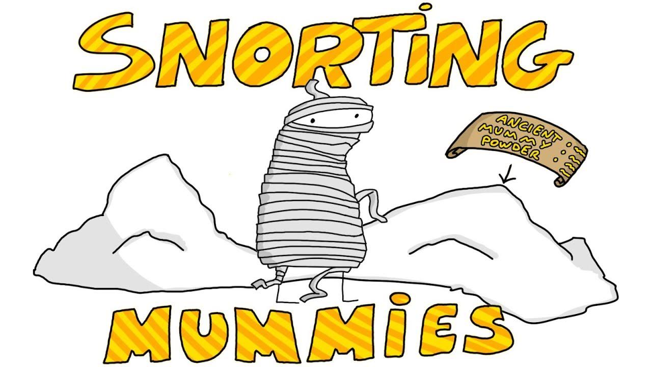 Why Humans Were Snorting Mummy Powder