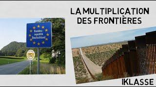 SPE1.3.3 La multiplication des frontières