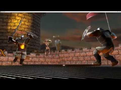 SwordMasterVR for HTC Vive Gameplay