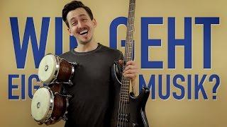 VerDRUMt AND zugeBASSt! | Wie geht eigentlich Musik?