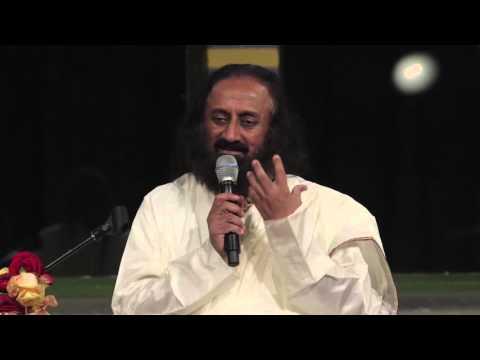 An Evening of Wisdom with Sri Sri Ravi Shankar - Amsterdam, The Netherlands -  Nov 2015