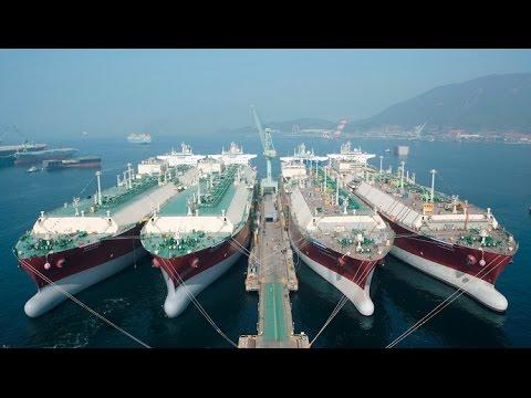 7 самых больших кораблей в мире / Photo+Video / Large Ships