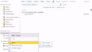 Lync 2010   Lync IM integration with OWA (Outlook Web App) 2010