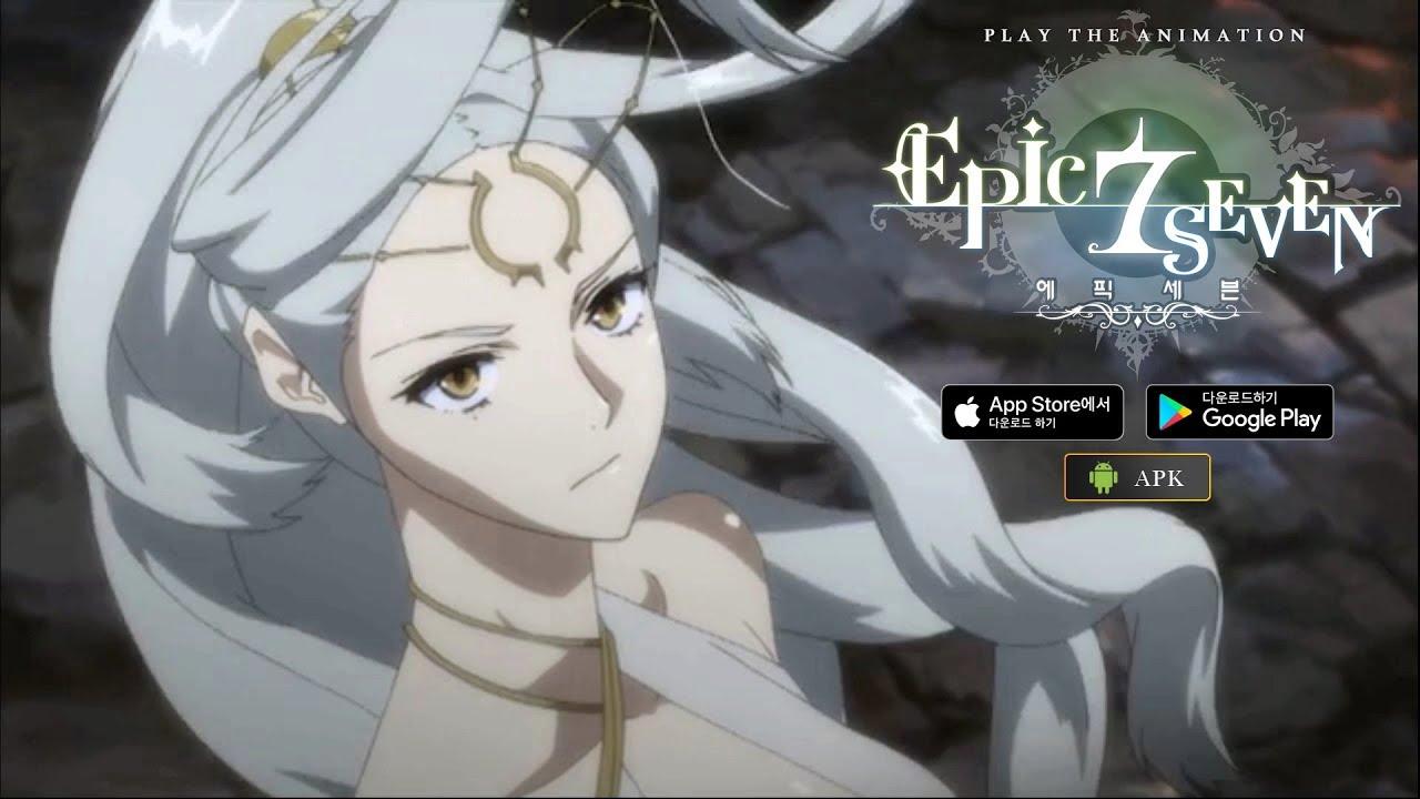 에픽세븐 (Epic Seven) Gameplay Android - iOS (KR)