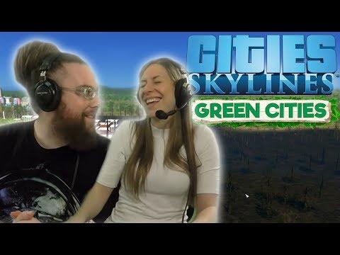 Cities: Skylines - Green Cities - Week 11