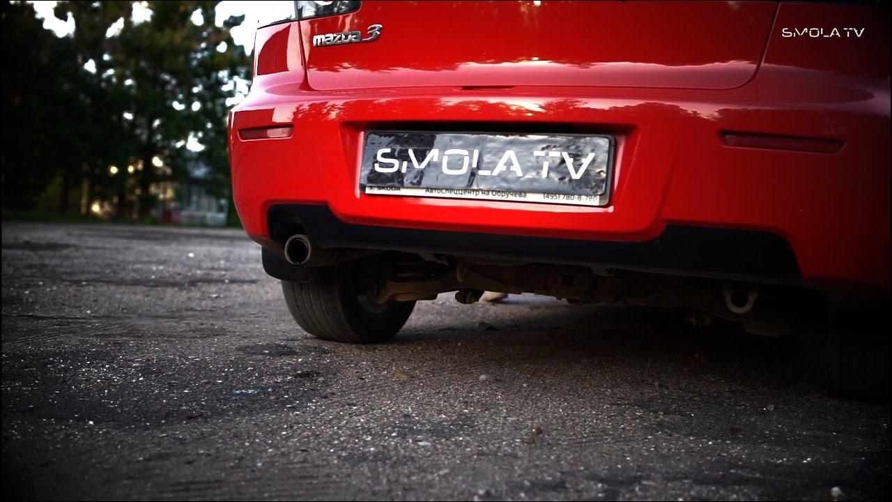 Mazda 3 2.0 Обзор и тест-драйв