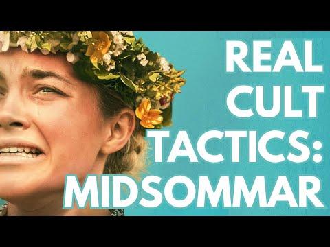 The Real Life Cult Tactics Of Midsommar