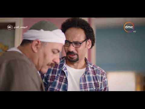 بيومي أفندي - ذات مومنت لما يكون أبوك جزار وانت ' نباتي ' .. ' ههريك طرب ' ....إسكتش كوميدي