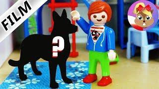 Playmobil Film polski   NOWE ZWIERZĄTKO DOMOWE   Julian zafascynowany nowym przyjacielem!