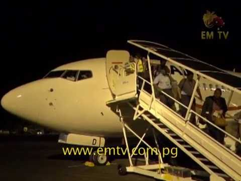 Air Niugini Begins Special Flight Services To FSM