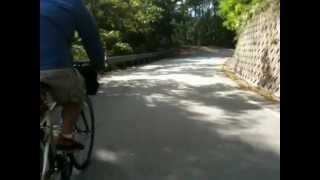 2012-09-29 県道201道 塩山停車場大菩薩線 下り その3