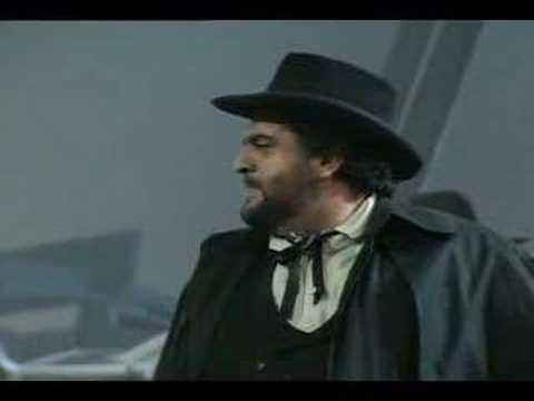 Puccini: La Fanciulla del West (Teatro Real)