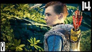 ALFHEIM SECRET ISLANDS - God of War - Part 14 - Gameplay Let