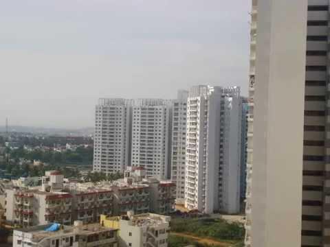 Elita-Rent.in 2 BHK Flats available on higher floors for rent in Elita Promenade 09370748841