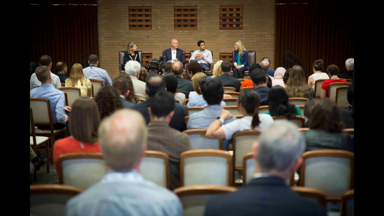 Skoll Foundation Panel at the Global Entrepreneurship Summit 2016 ...