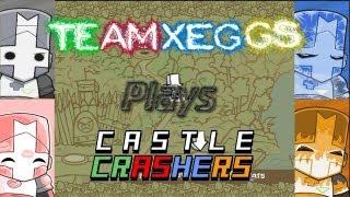 Castle Crashers | Co-op | Let's Play | Part 2 w/ Kuta, BigDog, Sweet & Gangsta