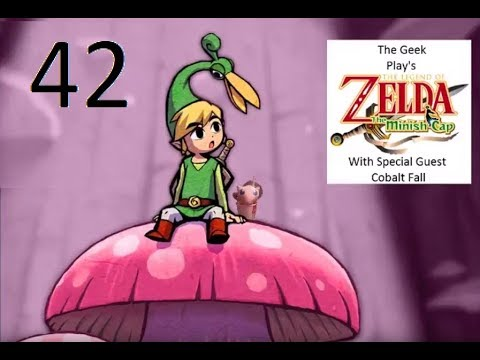 """The Answer to the Life force, Hyrule and Everything!"" Part: 42 The Legend of Zelda: The Minish Cap"