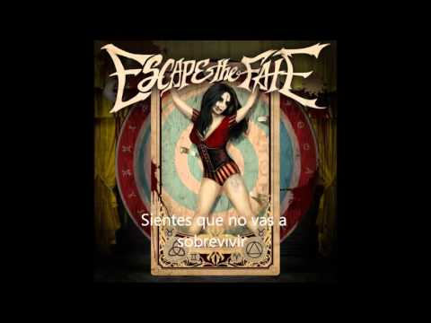 Escape the fate Alive sub español