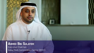DMCC's Ahmed Bin Sulayem on the expansion of JLT & Dubai as a global commodities hub thumbnail
