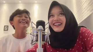 Putri Delina Dan Adiknya Rizwan Cover Lagu (Brisia Jodie - Rekah)