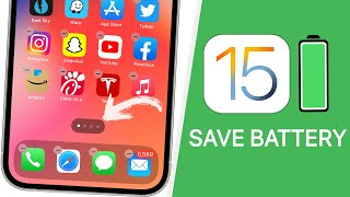 iOS 15 - 40+ Tips to Improve Battery Life!
