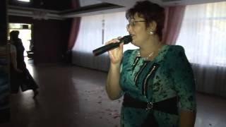 Мама читает стихи на свадьбе дочери!!!