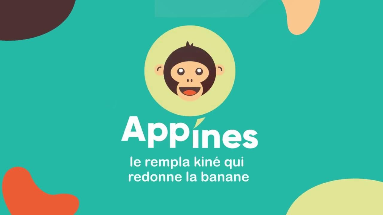 App'Ines - Le rempla kiné qui donne la banane