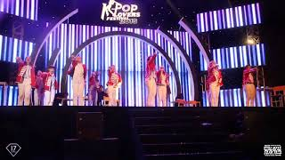 [3RD PRIZE - KPOP WORLD FESTIVAL 2018 - Elimination Round in Vietnam] 17CARATZ'S PERFORMANCE