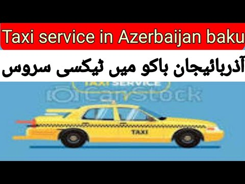 Taxi service in baku Azerbaijan##5