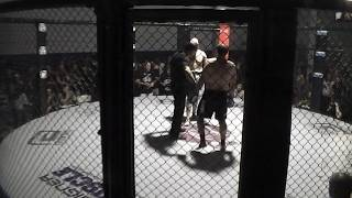 Battle Fields' First MMA Fight At Rize Held At Advance Martial Arts Coorparoo In 2013