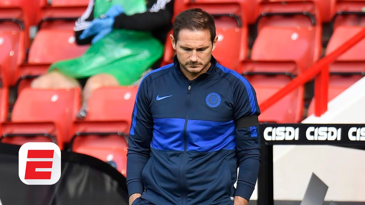 Is Frank Lampard a failure if Chelsea don't qualify for the Champions League? | ESPN FC