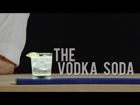 How To Make The Vodka Soda - Best Drink Recipes